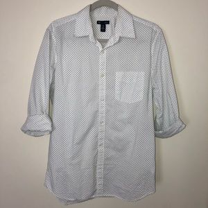 GAP Slim Fit Poplin 100% cotton